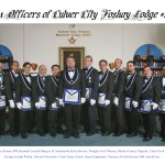 2011 Officers of Culver City - Foshay Lodge F.&A.M. #467
